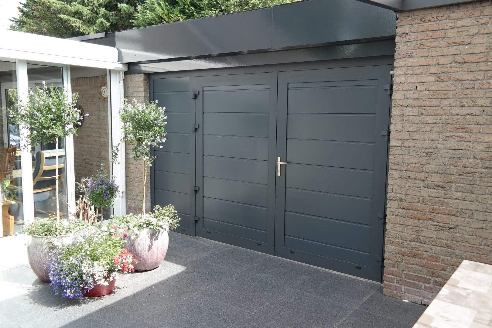 AW40 openslaande garagedeuren