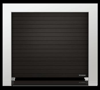 Garagedeur paneel Woodgrain smal